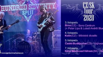 Hundred Seventy Split CZ/SK tour 2020