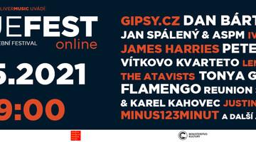 BlueFest se v květnu uskuteční v online podobě