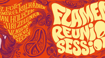Flamengo reunion session - Psychedelic posters