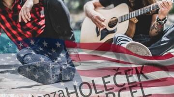 Honza Holeček & Pavel Marcel  Live in America